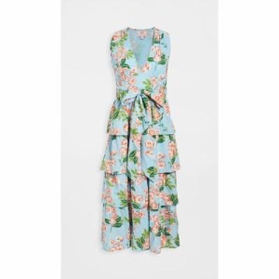 バンジャナン Banjanan レディース ワンピース ワンピース・ドレス eliza dress Ascot Gavotte Sky Blue