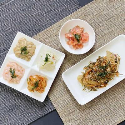 [小町園]人気の珍味6つの味 海産物