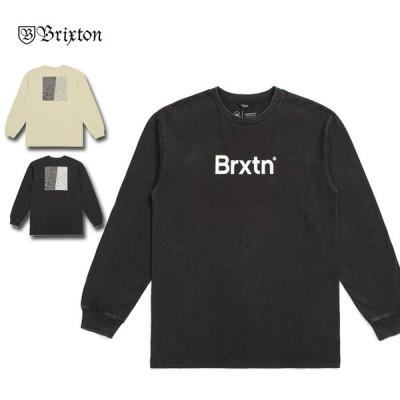 ブリクストン BRIXTON ロンT  ロンティー Crowd II L/S Tee 02770 メンズ 長袖Tシャツ トップス メール便対応可/BRIX445