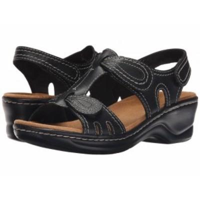 Clarks クラークス レディース 女性用 シューズ 靴 サンダル Lexi Walnut Q Black【送料無料】