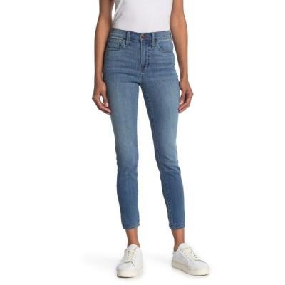 メイドウェル レディース デニムパンツ ボトムス High Rise Skinny Jeans STINSON WASH