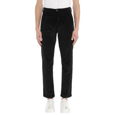 LIU •JO MAN パンツ ブラック 30 コットン 97% / ポリウレタン 3% パンツ