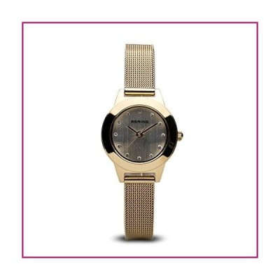 Bering Time 11125???334レディースクラシックコレクションWatch with Mesh Band and scratch resistantサファイアクリ