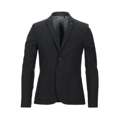 パトリツィア ペペ PATRIZIA PEPE テーラードジャケット ブラック 46 コットン 100% テーラードジャケット