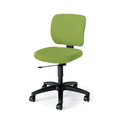 在宅 テレワーク コクヨ オフィスチェア 事務椅子 EAZA イーザ チェア 背総張りタイプ 肘なし 背座同色 CR-G182F6