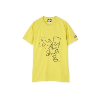 プリントTシャツ イエロー