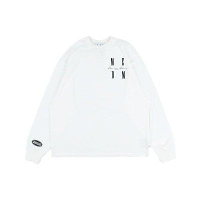 tシャツ Tシャツ 21SSM MEDM BASIC LOGO L/S T-SHIRT