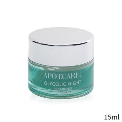 アポトケア アイケア Apot.Care GLYCOLIC NIGHT Repairing Night Eye Cream (Exp. Date: 04/2022) 15ml