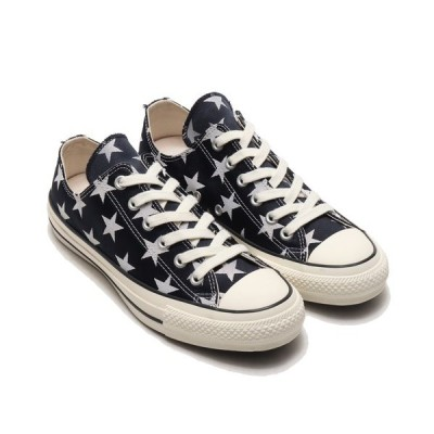 スニーカー CONVERSE ALL STAR 100 NISHIJIN-ORI ST OX (ネイビー)