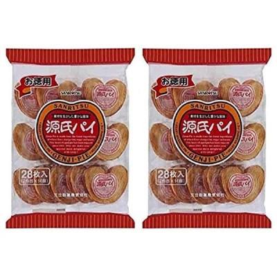 三立製菓 お徳用源氏パイ 28 枚入 × 2 袋