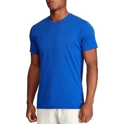 ラルフローレン メンズ シャツ トップス Short-Sleeve Solid Crew Neck T-Shirt