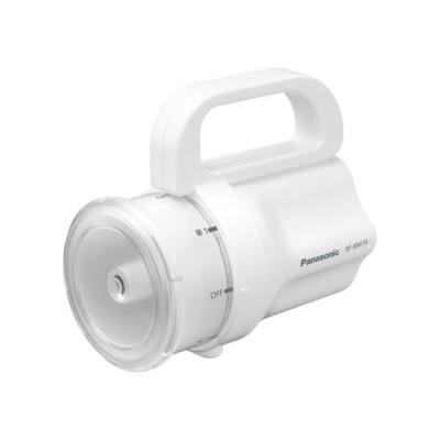 パナソニック LED懐中電灯(ホワイト) Panasonic 電池がどれでもライト BF-BM10-W 返品種別A