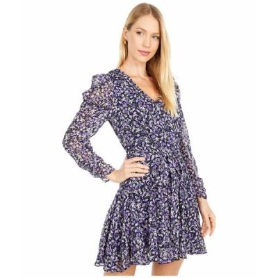 アストール ワンピース トップス レディース Desiree Dress Navy/Purple Multi Floral