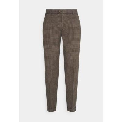 メンズ ファッション ERCAN - Chinos - brown