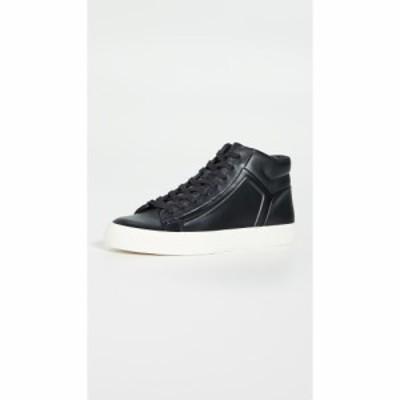 ヴィンス Vince メンズ スニーカー シューズ・靴 Fynn High Top Sneakers Black