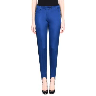NINA RICCI パンツ ブルー 36 レーヨン 100% / シルク パンツ