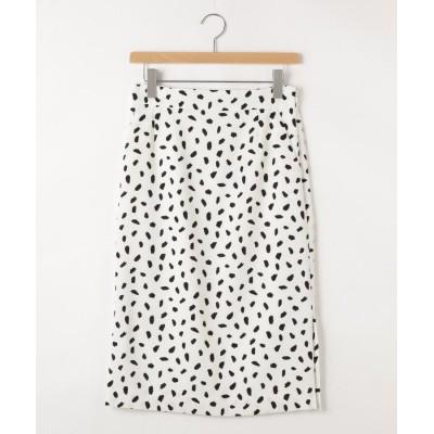 OFF PRICE STORE(Women)(オフプライスストア(ウィメン)) BOSCHアニマルプリントスカート