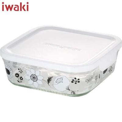 iwaki パック&レンジ 800mL (シンジカトウ/BLOMMA) B3247-SND AGCテクノグラス イワキ