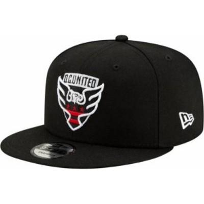 ニューエラ メンズ 帽子 アクセサリー New Era D.C. United 9Fifty Basic Adjustable Hat