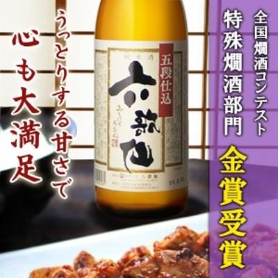 日本酒 六歌仙 五段仕込み 純米 720ml