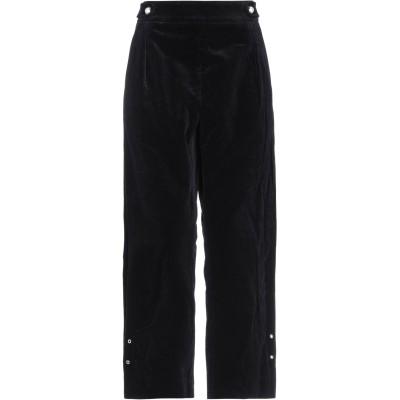 MOTHER OF PEARL パンツ ブラック 10 コットン 100% / ポリエステル パンツ