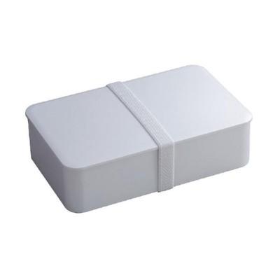 弁当箱 シンプル 365methods シンプルランチボックス S ホワイト お弁当箱 キッチン用品 便利 プレゼント ギフト YY