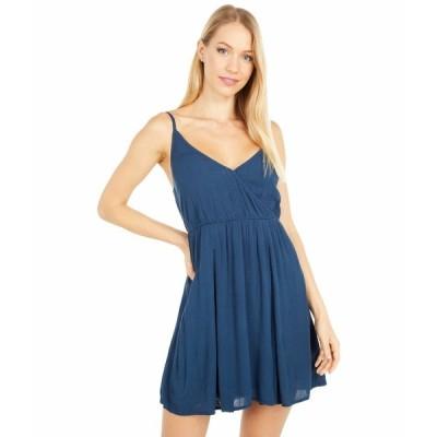 オニール ワンピース トップス レディース Eve Dress Insignia Blue