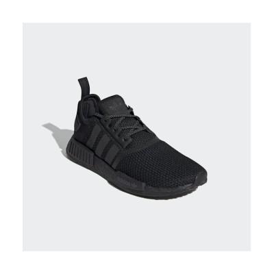 【アディダス】 NMD_R1 ユニセックス ブラック 26.5cm adidas