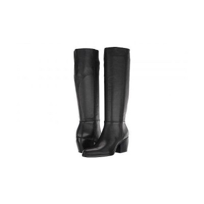 Naturalizer ナチュラライザー レディース 女性用 シューズ 靴 ブーツ ロングブーツ Fae - Black Leather