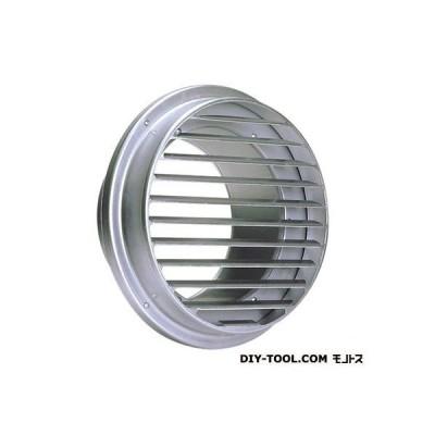 西邦工業 BL認定品外壁用アルミ換気口ベントキャップ厚型低圧損 SV75ABL 0