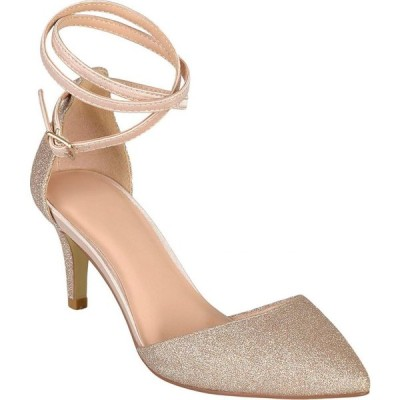 ジュルネ コレクション Journee Collection レディース パンプス シューズ・靴 Luela Pump Rose Gold