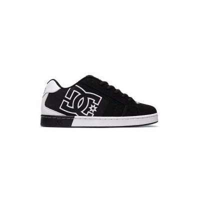 スニーカー ディーシーシューズ DC Shoes Men's Net SE Low Top Sneaker Shoes Black Blk Wht (BLW) Skate