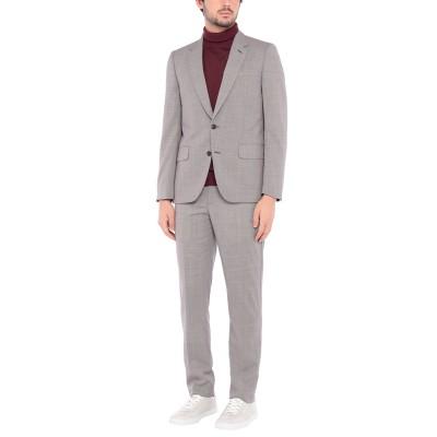 ポール・スミス PAUL SMITH スーツ ボルドー 42 ウール 100% スーツ