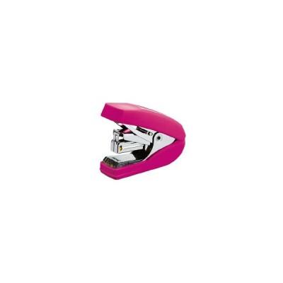 コクヨ (SL-MF55-02P) ステープラー<パワーラッチキス> 32枚綴じフラットクリンチタイプ ピンク