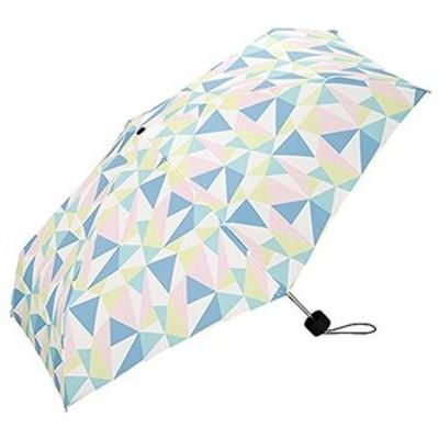 キウ(kiu) 雨傘 折りたたみ傘 タイニーシリコン アンブレラ コンパクト uvカット 雨晴兼用 50cm レディース k33-125 アングル