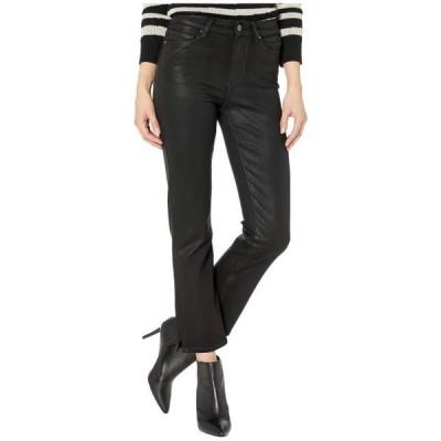 ペイジ レディース パンツ Cindy Jeans w/ Outseam Slit in Black Fog Luxe Coating