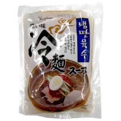 ★人気★濃い味冷麺スープ 300g