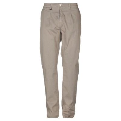 LIU •JO MAN パンツ カーキ 44 コットン 98% / ポリウレタン 2% パンツ