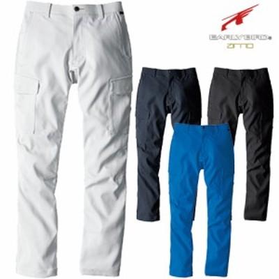 作業服 カーゴパンツ ビッグボーン ノータックカーゴパンツ EBA403 作業着 通年 秋冬