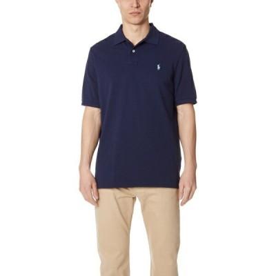(取寄)ポロ ラルフローレン クラシック フィット ポロ シャツ Polo Ralph Lauren Classic Fit Polo Shirt NewportNavy