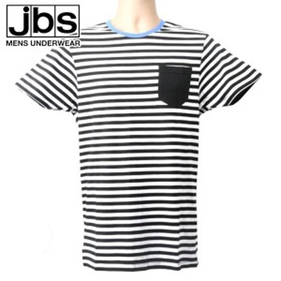 ジェイビーエス JBS Mens Underwear Tシャツ BOADER TEE 9044-02-0149  父の日 ギフト プレゼント