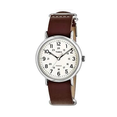 [タイメックス] 腕時計 T2P495 メンズ 正規輸入品 ブラウン