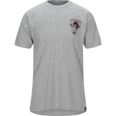 ディッキーズ DICKIES メンズ Tシャツ トップス t-shirt Grey