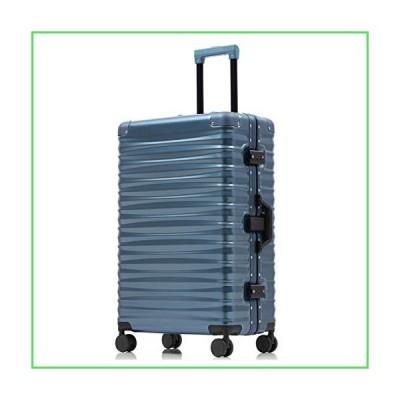 【全国送料無料】荷物 アルミフレーム ハードサイド スーツケース スピナー TSAロック 28インチ, モダン/