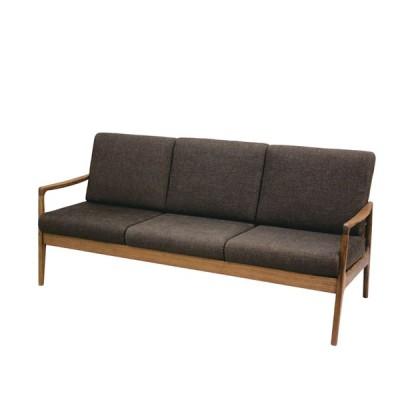 久和屋オリジナルソファ フィンディ 175 ソファ 3P 材料・張地が選択できるセミオーダー家具(メーカー取寄せ・代引き不可)