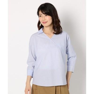 シャツ ブラウス クレイジーパターンシャツ