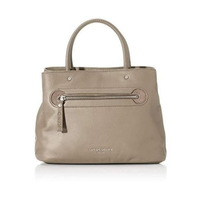 Mini Daily 2 - Satchel Small Women's Top-Handle Bag, Beige (Taupe), 11x22x27 centimeters (B x H x T) 並行輸入品