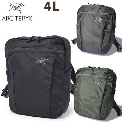 アークテリクス メンズ レディース ショルダーバッグ マンティス スリングパック 4L ARC'TERYX 6162-0013