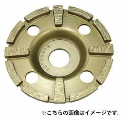 日立 ダイヤモンドカップホイール 平面研削用 0032-6740 カップ ダブルタイプ 長寿命 外径100mm 穴径20mm 使用方法乾式 中仕上げ用 HiKOK