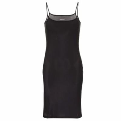 ジル サンダー Jil Sander レディース ワンピース スリップドレス ワンピース・ドレス Slip dress Black